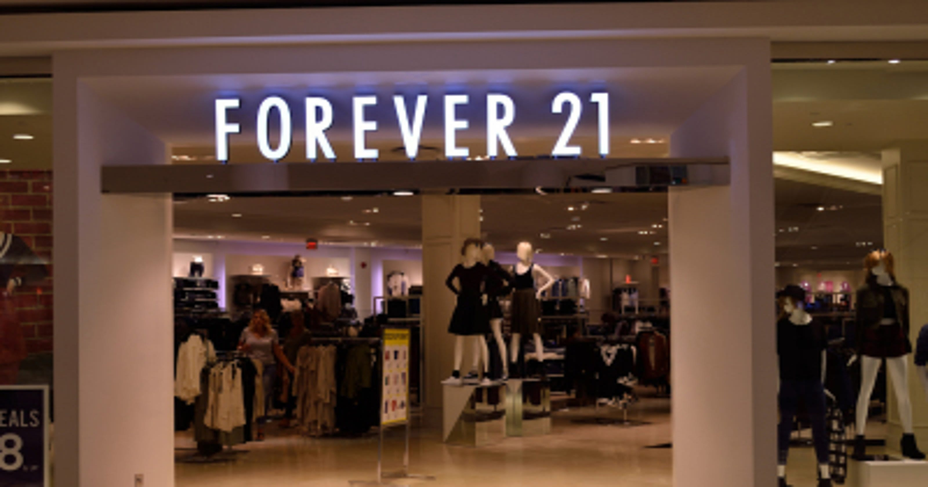 Forever 21 closings 2019: What stores could close as part of the company's bankruptcy