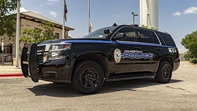 Photo courtesy of the Pflugerville Police Department