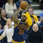 LeBron James believes the Cleveland Cavaliers' recent successes have been a result of early-season struggles.