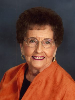 Doris E. Lowry, 90