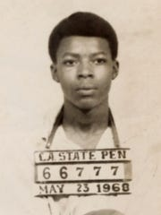 This May 23, 1968 photo from the Louisiana State Penitentiary