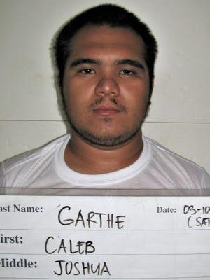 Caleb Joshua Garthe