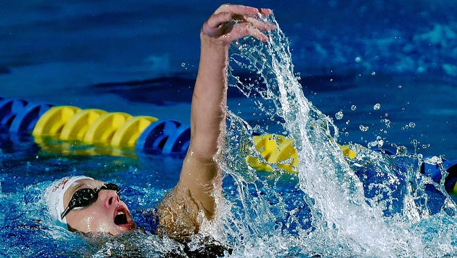 16-year-old Taylor Ruck of Scottsdale is qualified for her first Olympics and will swim for Canada in Rio.