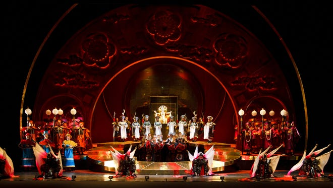 """Opulent productions such as """"Turandot"""" will continue at Cincinnati Opera with a successful campaign, supporters say."""