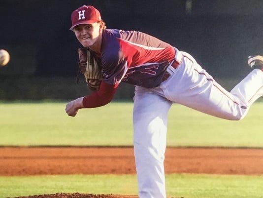 Garrett Wade Auburn MLB Draft