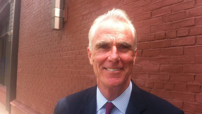 John Cahill, Republican candidate for attorney general.