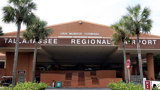 Tallahassee Regional Airport, now Tallahassee International Airport.