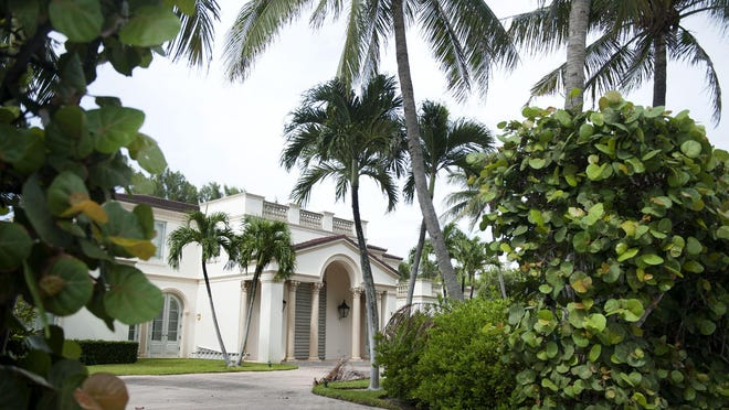 The 109 El Mirasol Drum Set Trust was on the buyer's side of a private sale, recorded Thursday, of a house at 109 El Mirasol on the near North End of Palm Beach. The house had not changed hands since it was built by Ruth F. Snider and her late husband, Eliot I. Snider.