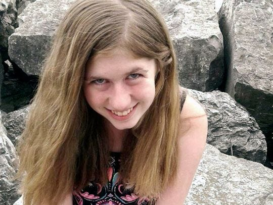 Jayme Closs was abducted October 15, 2018, from her Wisconsin home after her parents were murdered.