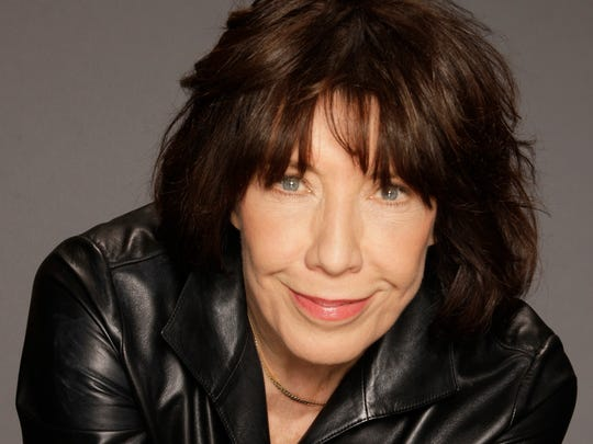 Lily Tomlin visits Cincinnati on Aug. 2.