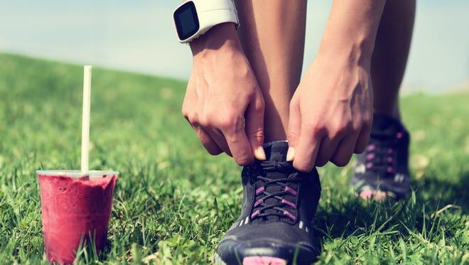 Fitness trackers can only lead you so far.