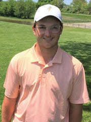 Northville senior Jimmy Dales shot his best high school