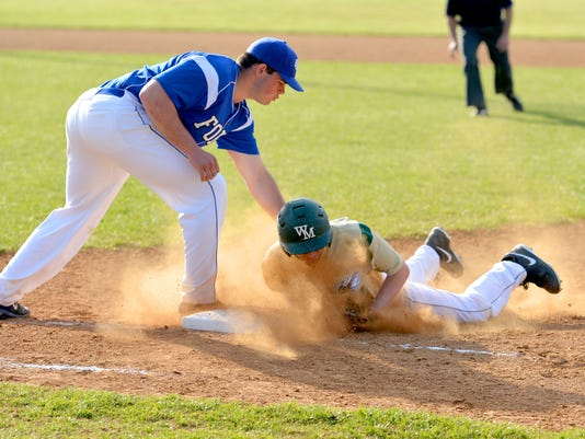 Fort Defiance at Wilson Memorial Baseball