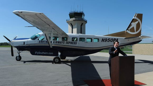 Stan Little, CEO and founder of Southern Airways Express,