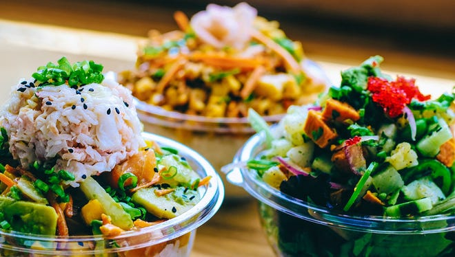 Freshfin Poke, which is opening a fast-casual restaurant at Bayshore in 2021, will offer house-crafted, Hawaiian-style raw seafood bowls.