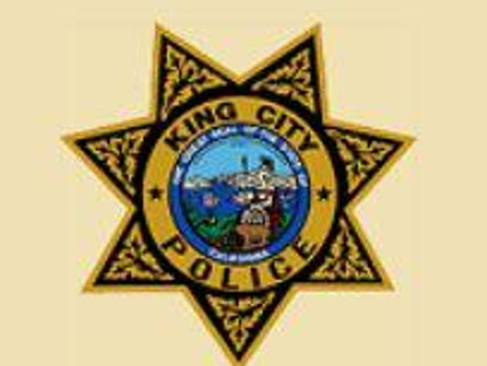 King City Police logo