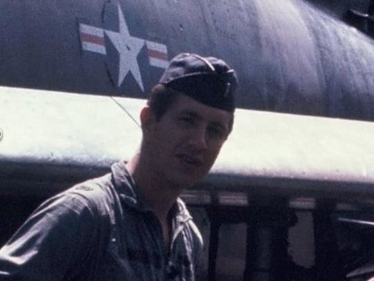 Robert Willett Jr. disappeared flying a mission over