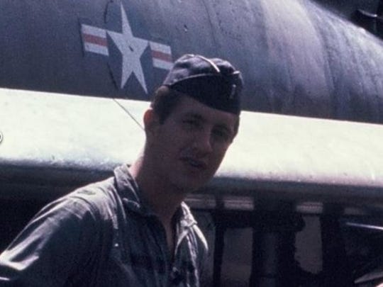 Robert Willett Jr. disappeared flying a mission over Laos during the Vietnam War.