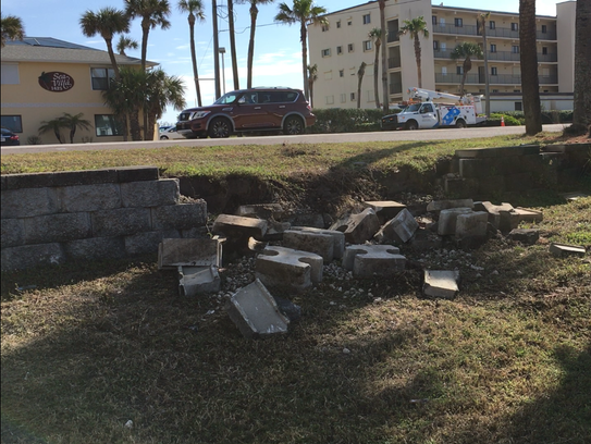 Satellite Beach police said a drunk driver struck a