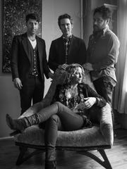 Amy Helm and the Handsome Strangers perform at Freehold's Concerts in the Studio for that venue's 10th anniversary show on April 12.