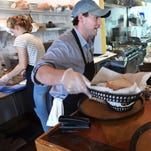 New Hudson Cafe: sandwiches, salad, soup with an old time feel