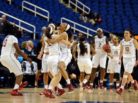 NCAA Womens Basketball: NCAA Tournament-Greensboro Regional: Arizona State v Florida State