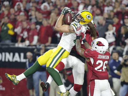 Wide receiver Jeff Janis underwent surgery to fix a