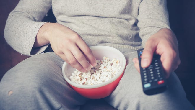 An analysis of multiple studies found that sitting and watching lots of TV is associated with higher risk of death.