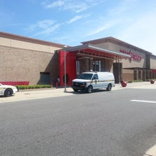 Police say a Target store in the Westside was held up Saturday morning by a man with a boxcutter. He fled with cash.