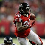 Behind Enemy Lines: Falcons' run game dominant