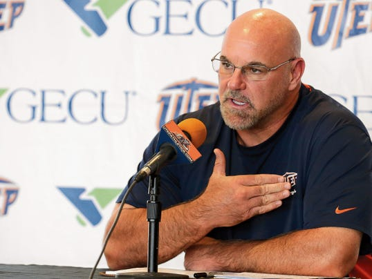 UTEP head coach Sean Kugler reviews the first game of the season against Arkansa and then fast forwards to this weeks opponent Texas Tech in Lubbock.
