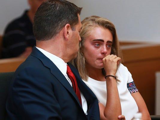 AP APTOPIX TEXTING SUICIDE A USA MA
