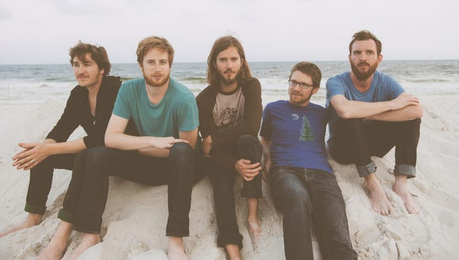 Moon Taxi is a Nashville-based indie rock quintet.