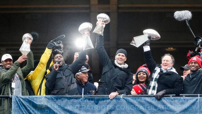 By winning Super Bowl LI, the New England Patriots earned the right to host the 2017 season opener, Thursday against the Kansas City Chiefs.