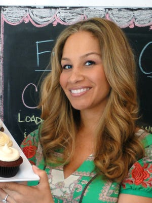 Carrie Spindler, owner of GoodieBox Bakeshop