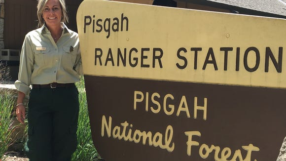 Lorie Stroup will become the acting Pisgah District Ranger in the Pisgah National Forest.