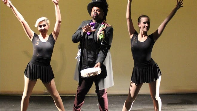 """The UTEP Department of Theatre and Dance's production of """"Carnaval de Danzas"""" begins at 7 p.m. Friday at the Fox Fine Arts Center."""