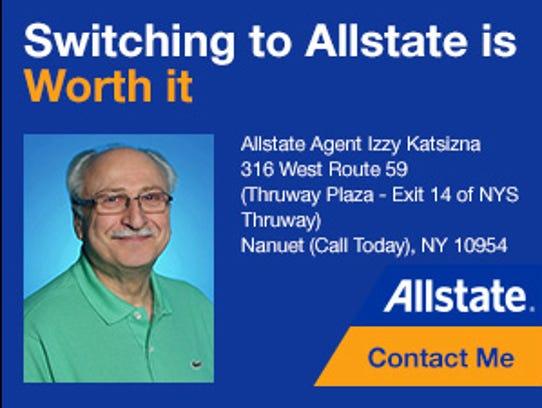 Allstate agent