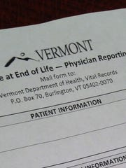 Patient Choice at End of Life — Physician Reporting