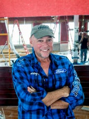 Mike McGuigan is a partner in the new Bimini Bait Shack in Punta Rassa.