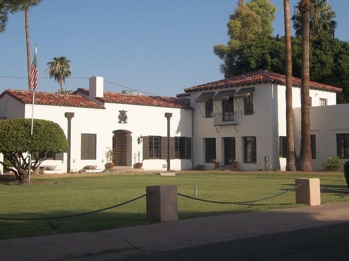 Alvarado Historic District