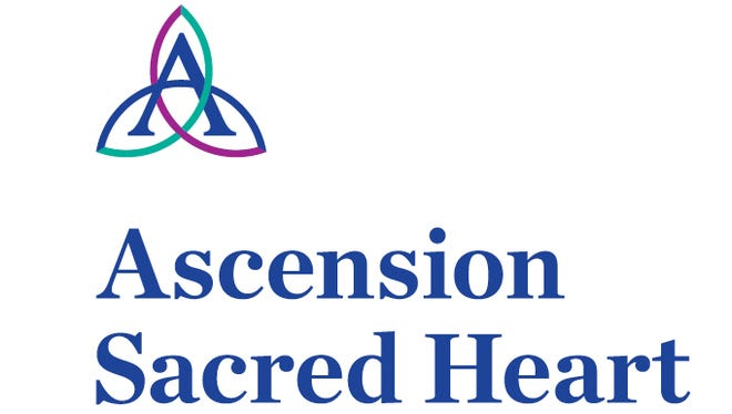 Sacred Heart Health System announced a rebranding on Tuesday, Oct. 24, 2017. Sacred Heart Health System will change its name to Ascension Sacred Heart and adopt the Ascension logo.