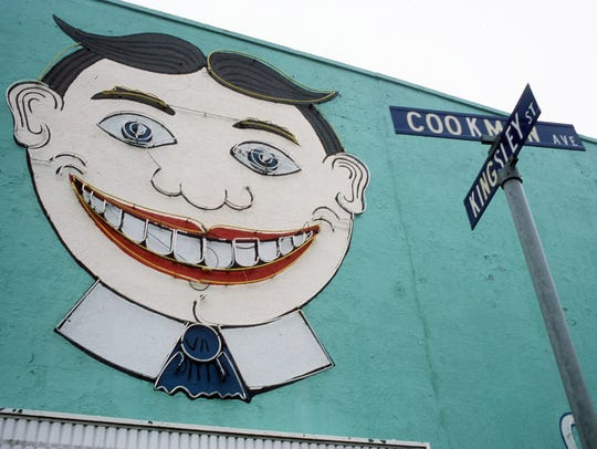 FILE PHOTO Asbury Park's Tillie as he looked on the