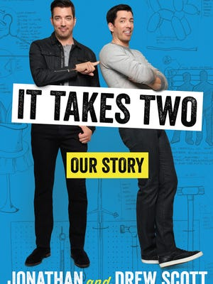 'It Takes Two: Our Story' by Jonathan and Drew Scott