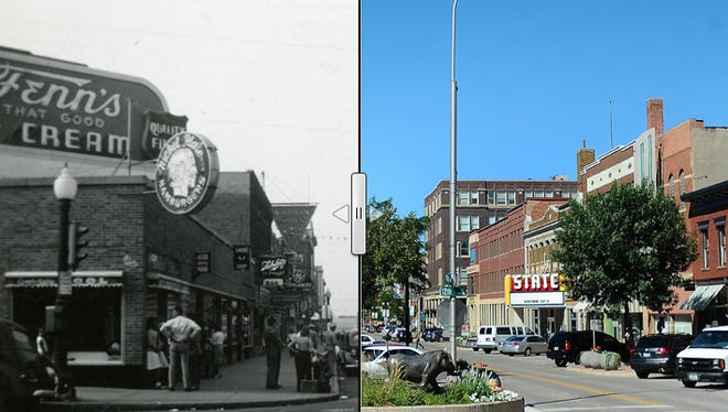 12th Street and Phillips Avenue