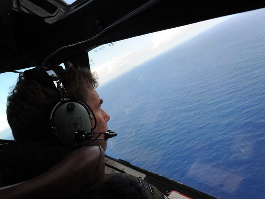 MH370 disappearance