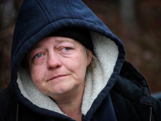 Report Homelessness in Nashville