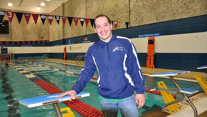 Devin Marrero, who won two events at the U.S. Paralympic Trials but wasn't selected to compete in Rio.