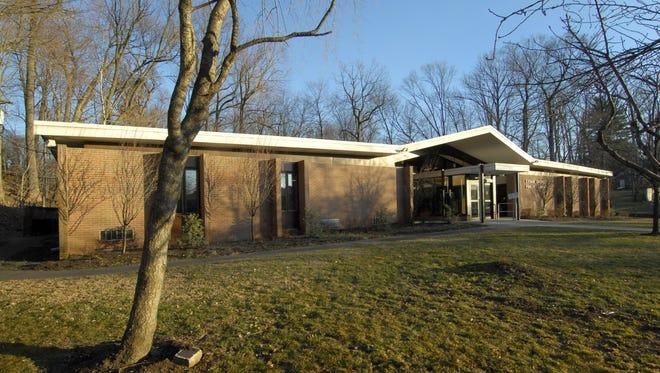 The Cedar Grove Free Public Library.