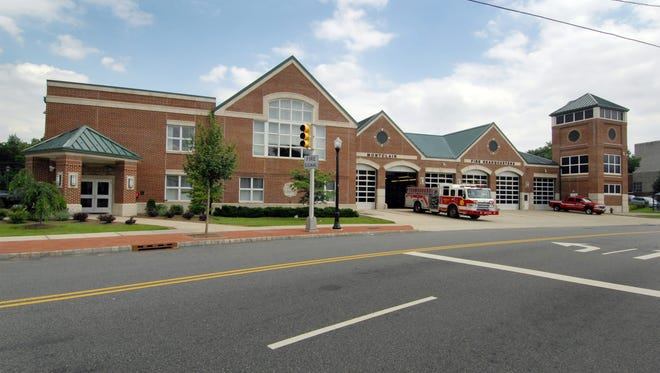 The Montclair Fire Department Headquarters at 1 Pine Street.